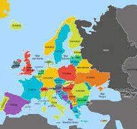 Europa política: organización, países, capitais…