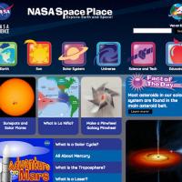 Información e xogos da NASA