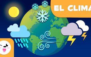 O clima no mundo. Introducción